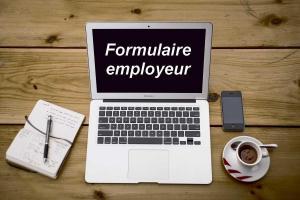 Formulaire employeur